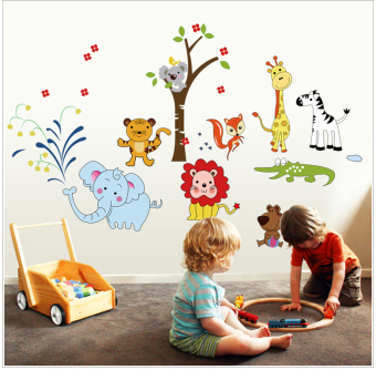 Living room bedroom children's room nursery sticker wall stickers