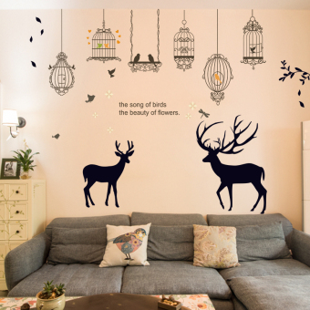 Living room bedroom sofa backdrop wall adhesive paper
