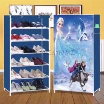 LOVE&HOME 6 Layer Shoerack (Elsa) Price Philippines