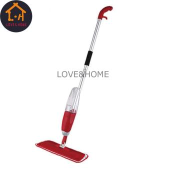 LOVE&HOME New Water Home Spray Mop (Red)