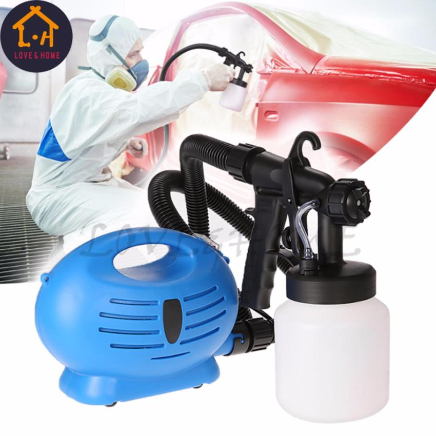 LOVE&HOME Portable Paint Zoom Sprayer (Blue/White)
