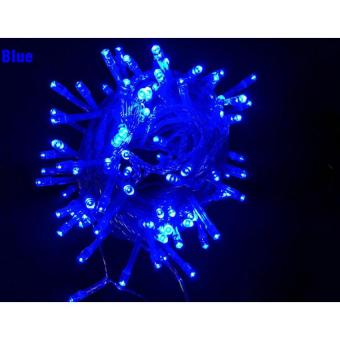 Mabuhay Star 100 LED String Christmas Lights (Blue) Price Philippines