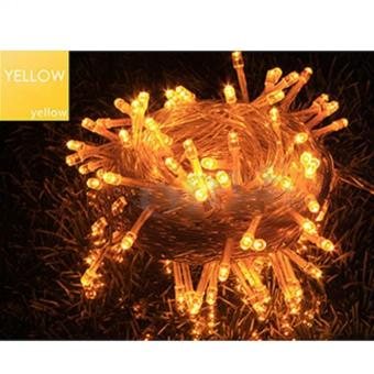 Mabuhay Star 100 LED String Christmas Lights (Yellow) Price Philippines