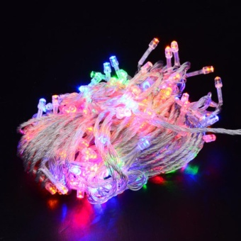 Mabuhay Star 80 Led Bright and Vivid Colors String Lights/Christmas Lights (Multicolor)