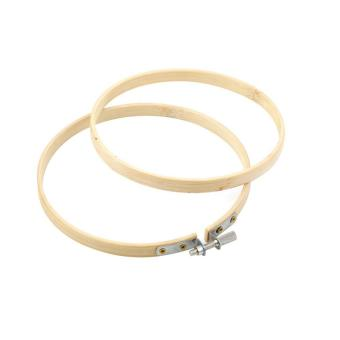 Machine Embroidery Hoop Ring Bamboo Sewing color:Warm white size:217cm - intl - 4
