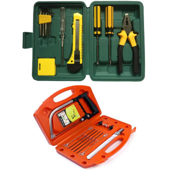 Magic Saw Multipurpose 8 Blades with HJ-C011 Hand Repair Home ToolsSet 11 PCS. Price Philippines