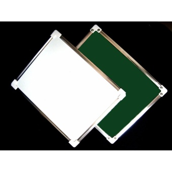 Magnetic white Board/Green Board Size: 40 x 60 cm