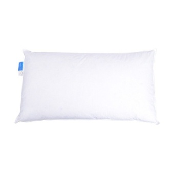 Majestic Bedding Anti-Allergy Super Down Pillow King 20 x 36 inches(White)