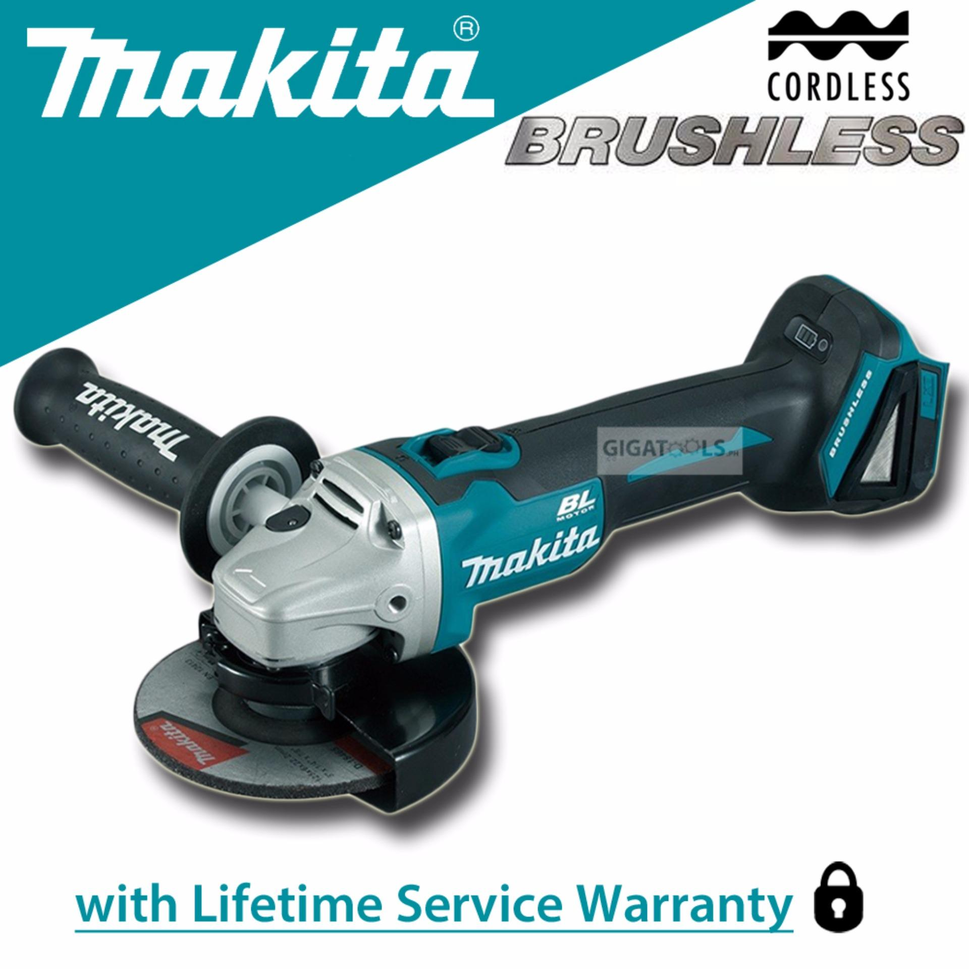 Grinders for sale power grinder prices brands review in makita dga404 cordless brushless angle grinder 4 18v lxt bare tool only dailygadgetfo Image collections