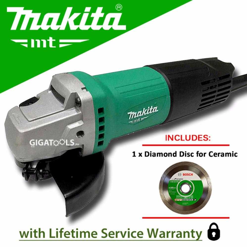 Makita m0910m angle grinder 4 540w with diamond disc for tiles makita m0910m angle grinder 4 540w with diamond disc for tiles lazada ph dailygadgetfo Images