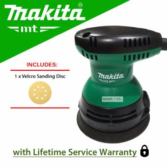 Makita M9202M Random Orbit Sander 240W with Velcro Sanding Disc