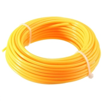 Makiyo 10mx2.4mm Nylon Strimmer Line Spool Cord Wire String Grass Trimmer Part - intl Price Philippines
