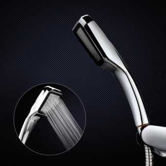 Makiyo Home 300 Holes Pressurize Water Saving Hand-held Bathroom Shower Head - intl Price Philippines