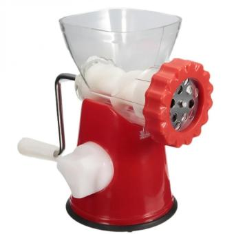 Manual Meat Bean Grinder Mincer Kitchen Hand Crank /Sausage Stuffer/Pasta Maker - 2