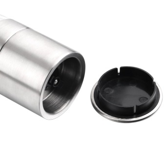 Manual Stainless Steel Salt Pepper Mill Grinder Muller Kitchen Tool - picture 2