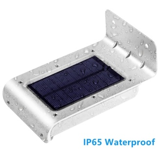 Marstec 16 Bright LED Wireless Solar Powered Motion Sensor Light Waterproof Lighting - intl - 5