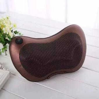 Massage Pillow Car and Home Dual-Use Fashion Portable Neck Massage Pillow