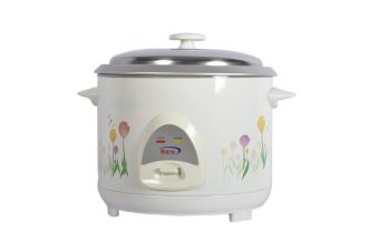 Matrix MX-RC3500 1.8L Rice Cooker (White)