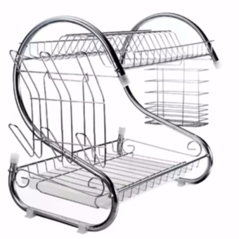MD2 2 Layer Dish Drainer/Kitchen Rack