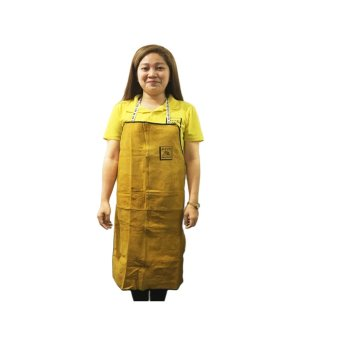 Meisons leather welding apron ANSI STANDARD