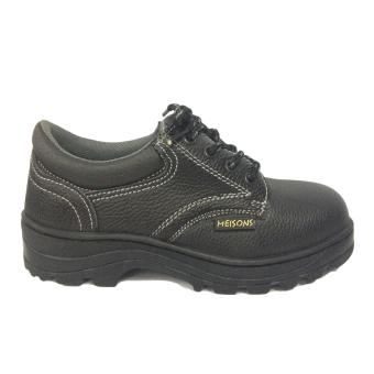 Meisons safety shoes sewed with steel toe uk 8