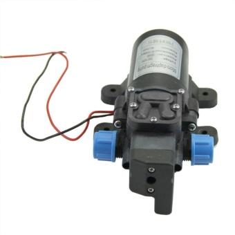 Micro Electric High Pressure Diaphragm Water Pump Self Priming DC12V 60W Motor 5L/min - intl - 3