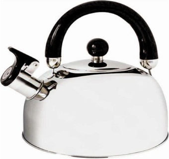 Micromatic MK-4.0L Whistling kettle (Stainless)