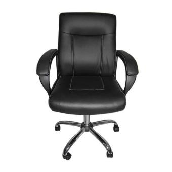 Mid-Back Manager Chair QZYM-2528 (Black) Price Philippines