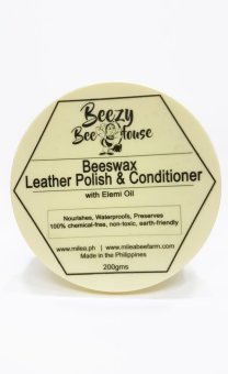 Milea Organic Beezy Bee House Beeswax Leather Polish andConditioner Price Philippines