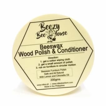 Milea Organic Beezy Bee House Beeswax Wood Polish Balm Price Philippines