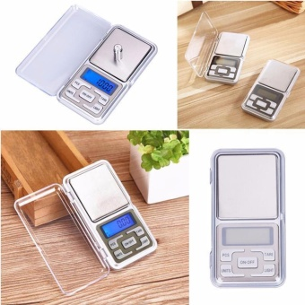 Mini 0.01gx200g Stainless steel Digital Pocket Jewelry Weight ScaleBalance Price Philippines