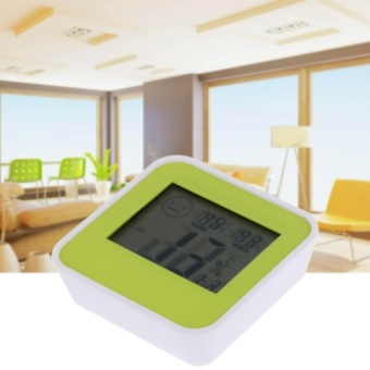 Mini Digital LCD Indoor Bath Kitchen Thermometer Hygrometer HomeHumidity - intl Price Philippines