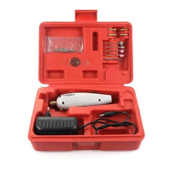 Mini Electric Rotary Drill Grinder Polish Sanding Tool Set KitMultifunctional - intl
