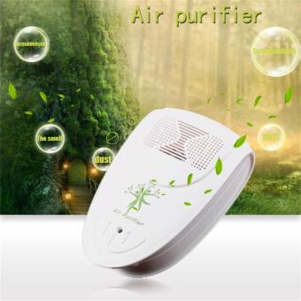 Mini Indoor Oxygen Bar Ionizer Air Fresh Purifier Freshener Home 110/220V