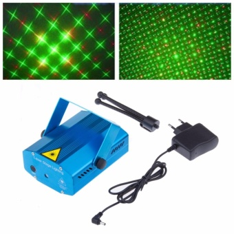 Mini LED R&G Laser Projector Stage Lighting KTV DJ Disco PartyClub Show Lights