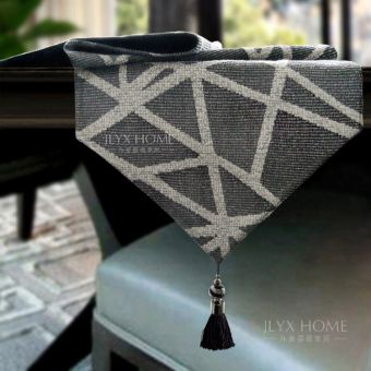 Modern Jianyue mat geometric coffee table cloth Table Runner