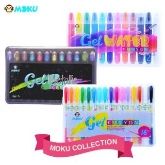 MOKU Gel Crayons Full Collection Price Philippines