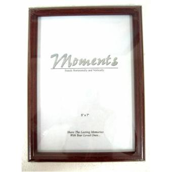 Moments for Wall and Desk Top Picture Frame 5 x 7 inches