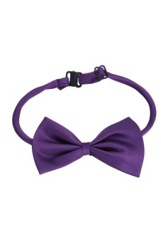 Moonar Cute Necktie Collar Purple - picture 2