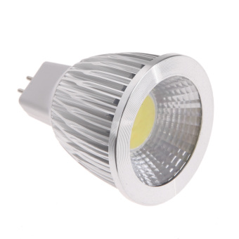 MR16 GU10 E27 Dimmable LED COB Spot down light lamp bulb 5W MR16 (Intl) - picture 2