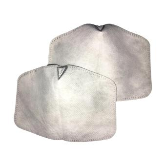 N95 PM 2.5 Stereo Filters for BEATCLOUDS Anti Pollution Face Mask - Pack of 4 Filters - 2