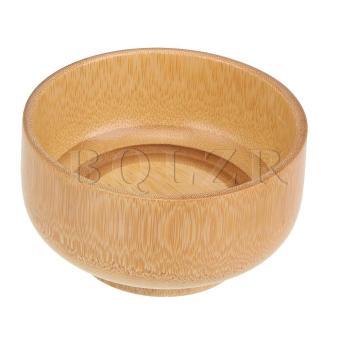 Nature Bamboo Bowl (Brown)