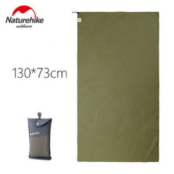 Naturehike outdoor travel swimming fast drier towel water quickdrying towel - intl