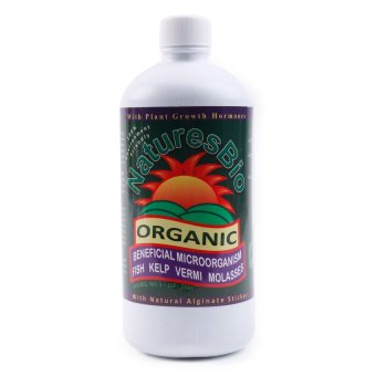 NaturesBio 500ml Organic Fertilizer
