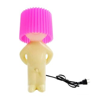 Naughty Boy Lamp Shade Desk Lamp (Pink) Price Philippines