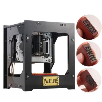 NEJE DK-8-KZ 1000mW Mini USB aser Engraver Carver Automatic DIYPrint Machine Off-line Operation with Protective Glasses - intl Price Philippines