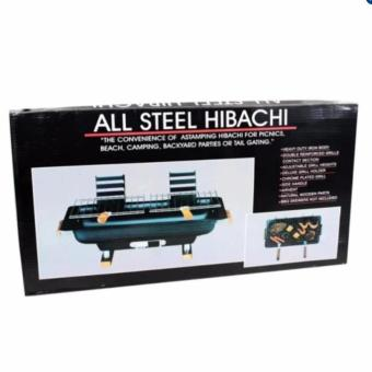 New 2017 Best Quality All Steel Hibachi Grill