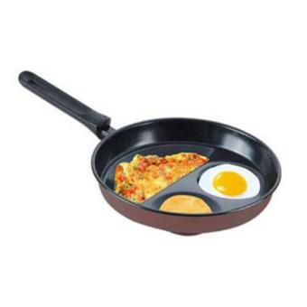 New 2017 Best Quality Korean multi 3in1 Non-Stick Grill Frying Pan