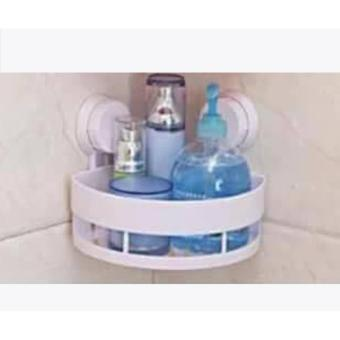New 2017 Hong Kong Lock Vacuum 5kg Toilet Kitchen Organizer (white) Price Philippines