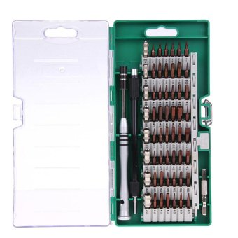 New 60 in 1 Precise Manual Tool Set Magnetic Screwdriver Set - intl